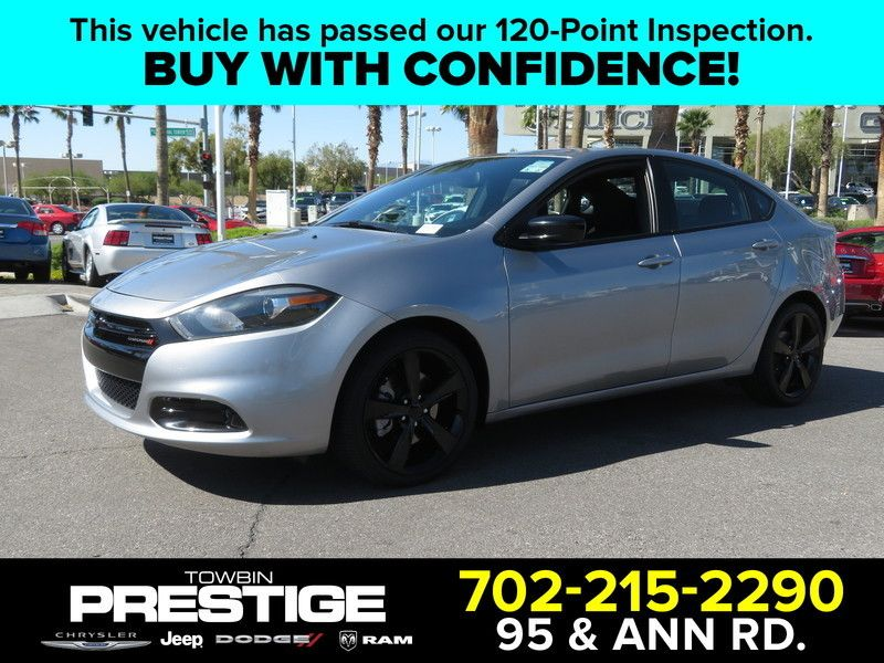 2016 Dodge Dart 4dr Sedan SXT - 17630910 - 0