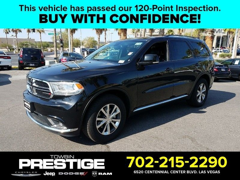 2016 Dodge Durango 2WD 4dr Limited - 16730575 - 0