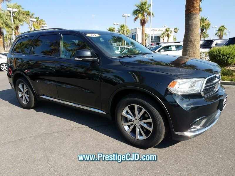 2016 Dodge Durango 2WD 4dr Limited - 16730575 - 2