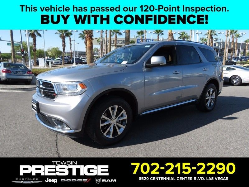 2016 Dodge Durango 2WD 4dr Limited - 16841876 - 0