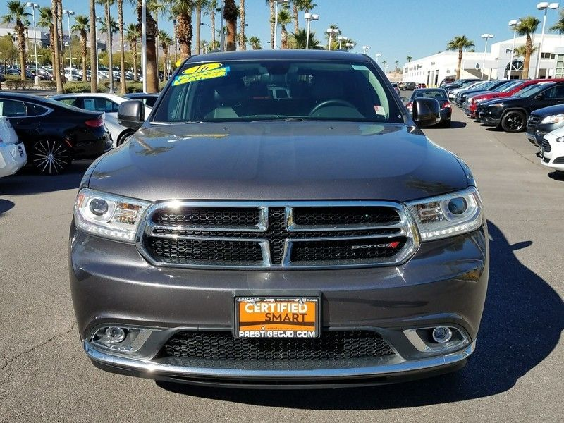 2016 Dodge Durango 2WD 4dr Limited - 17012939 - 1