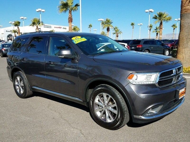 2016 Dodge Durango 2wd 4dr Limited Suv For Sale In Las
