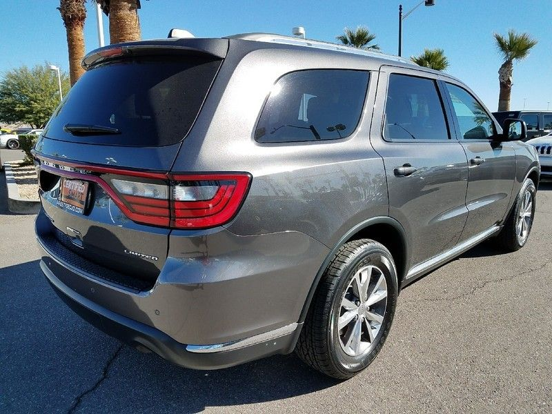 2016 Dodge Durango 2WD 4dr Limited - 17012939 - 4
