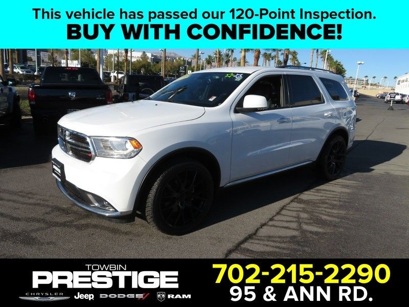 2016 Dodge Durango 2WD 4dr Limited - 17152756 - 0