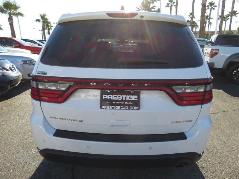 2016 Dodge Durango 2WD 4dr Limited - 17152756 - 12