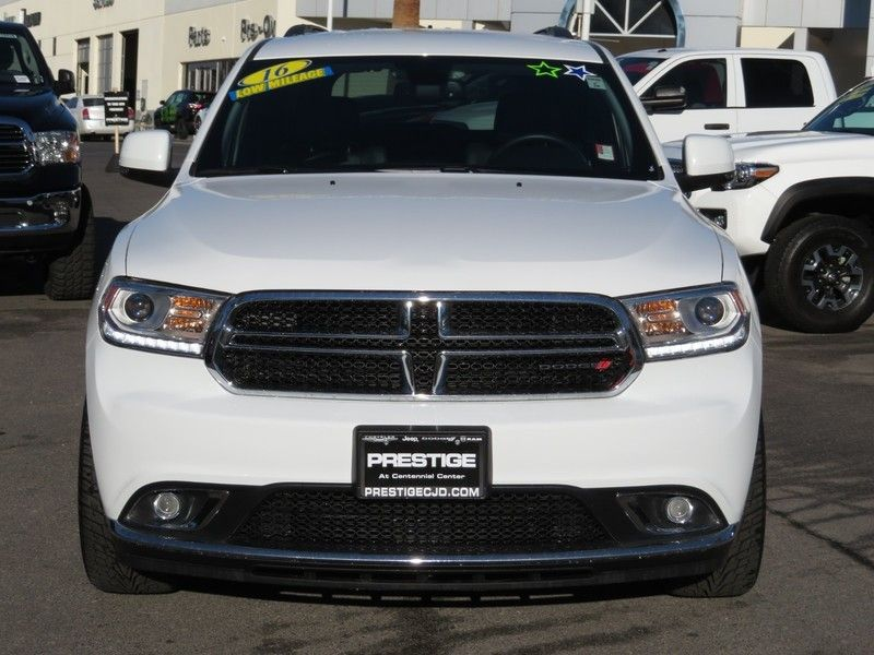 2016 Dodge Durango 2WD 4dr Limited - 17152756 - 1