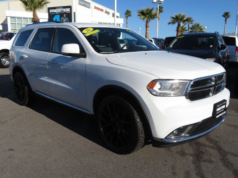 2016 Dodge Durango 2WD 4dr Limited - 17152756 - 2