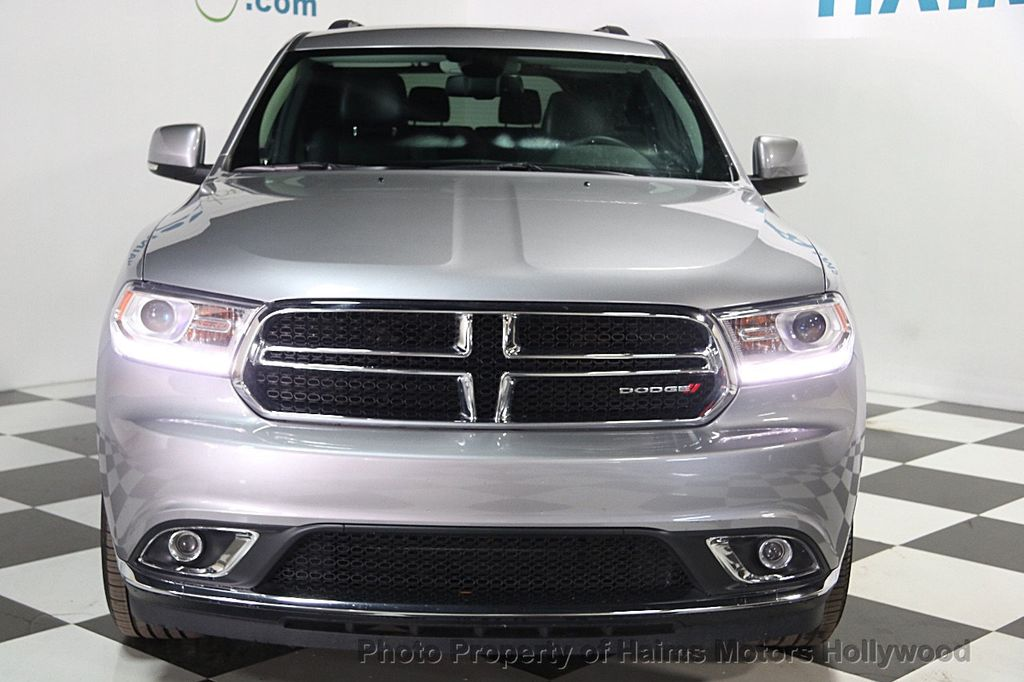 2016 Used Dodge Durango AWD 4dr Limited at Haims Motors Serving Fort