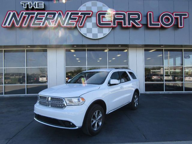 Dodge Durango Used >> 2016 Used Dodge Durango Awd 4dr Limited At The Internet Car Lot Serving Omaha Ne Iid 17629900