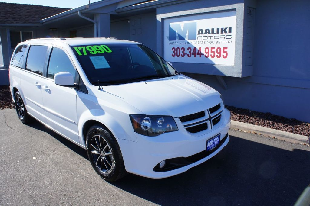 2016 Dodge Grand Caravan 4dr Wagon R/T - 18179049 - 0