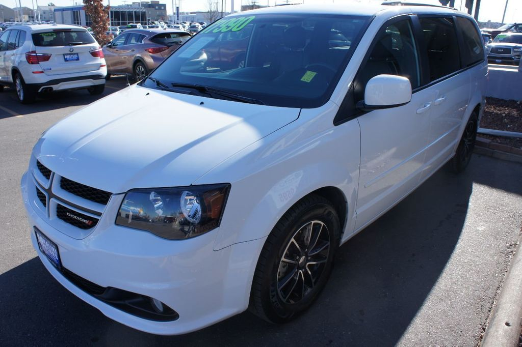2016 Dodge Grand Caravan 4dr Wagon R/T - 18179049 - 1