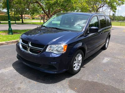 2016 Dodge Grand Caravan 4dr Wagon SXT