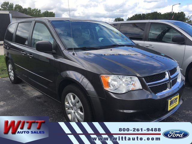 2016 Dodge Grand Caravan AVP/SE Not Specified for Sale Green Bay, WI -  $17,795 - Motorcar com