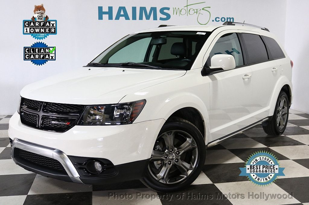 2016 Dodge Journey FWD 4dr Crossroad - 18477768 - 0