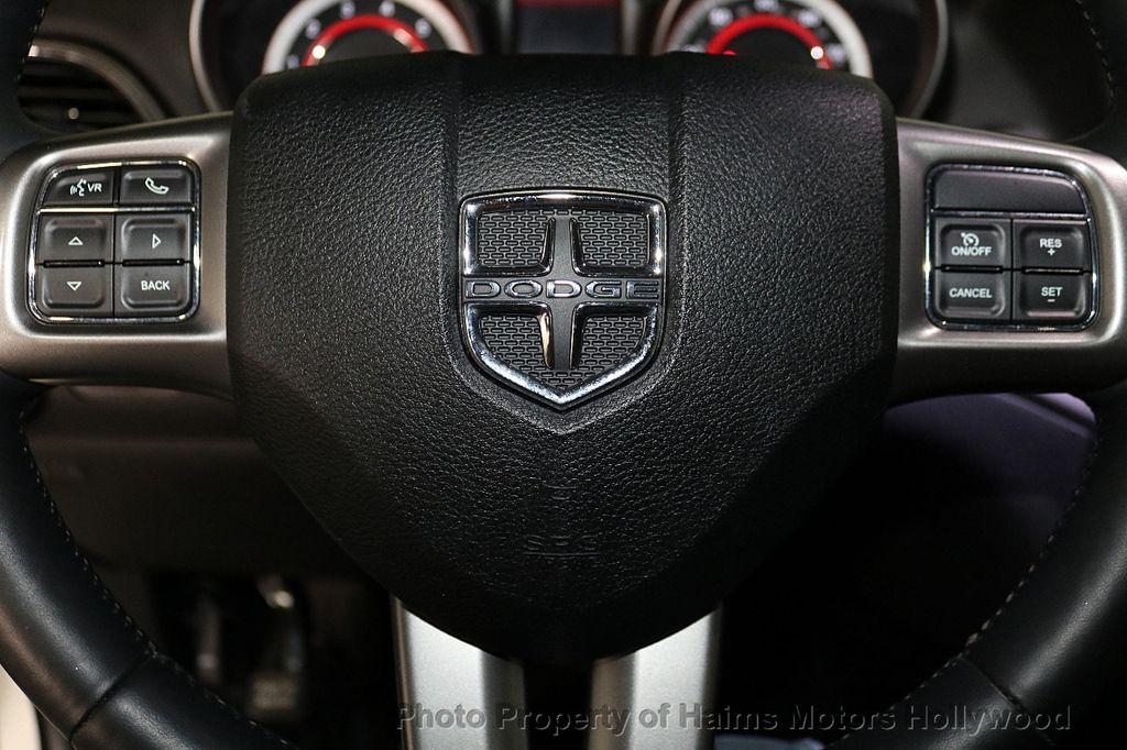 2016 Dodge Journey FWD 4dr Crossroad - 18477768 - 26