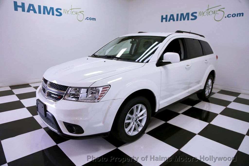 2016 Dodge Journey >> 2016 Used Dodge Journey Fwd 4dr Sxt At Haims Motors Serving Fort