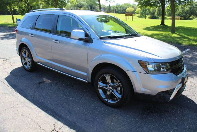 2016 Dodge Journey ONE OWNER AWD CROSSROAD PLUS 3.6L V6 LEATHER 3RD ROW SEAT