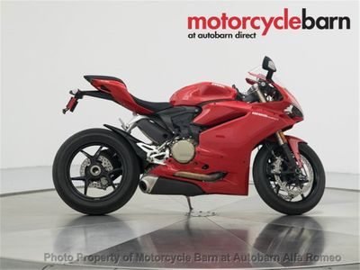 2016 Ducati 1299 PANIGALE ABS