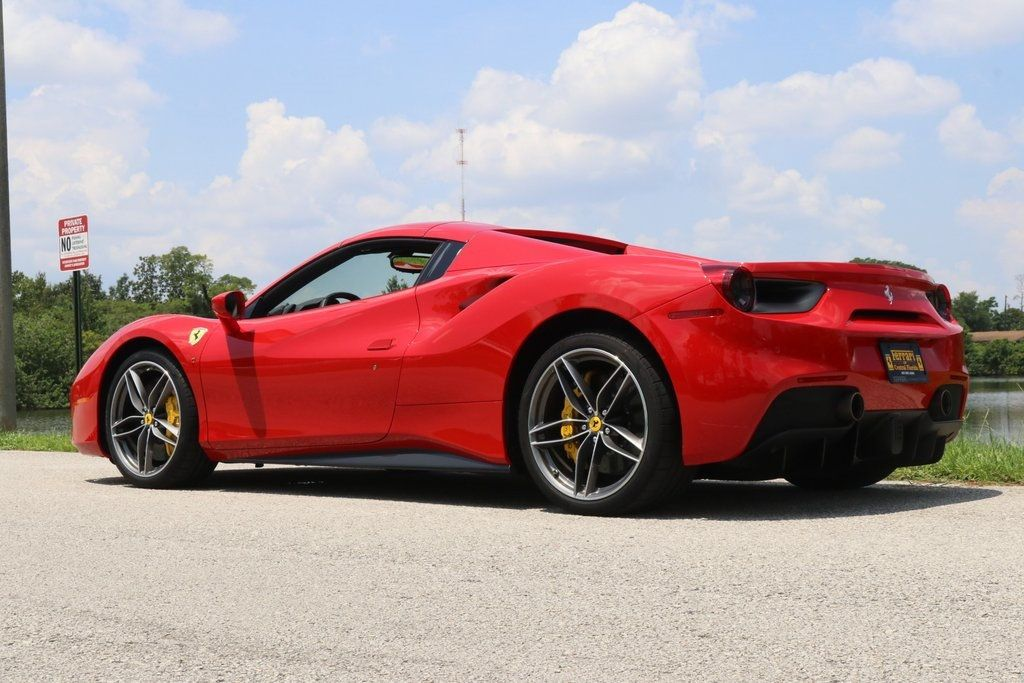 2016 Ferrari 488 Spider Base - 19123094 - 1