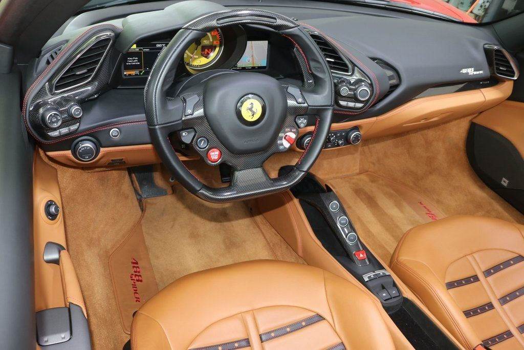 2016 Ferrari 488 Spider Base - 19123094 - 3