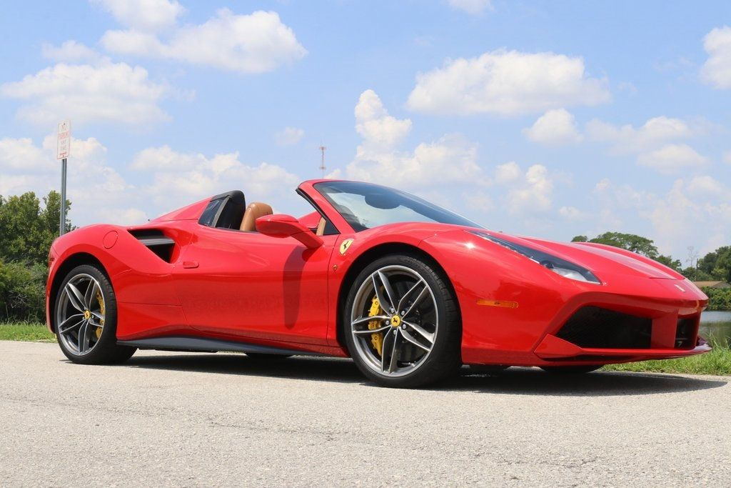 2016 Ferrari 488 Spider Base - 19123094 - 7
