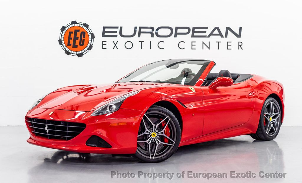 2016 Ferrari California 2dr Convertible - 18528214 - 0