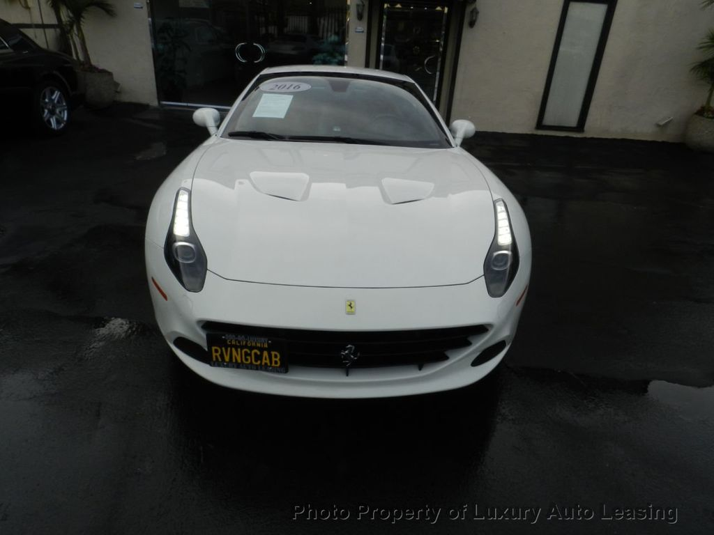 2016 Ferrari California 2dr Convertible - 18350536 - 1