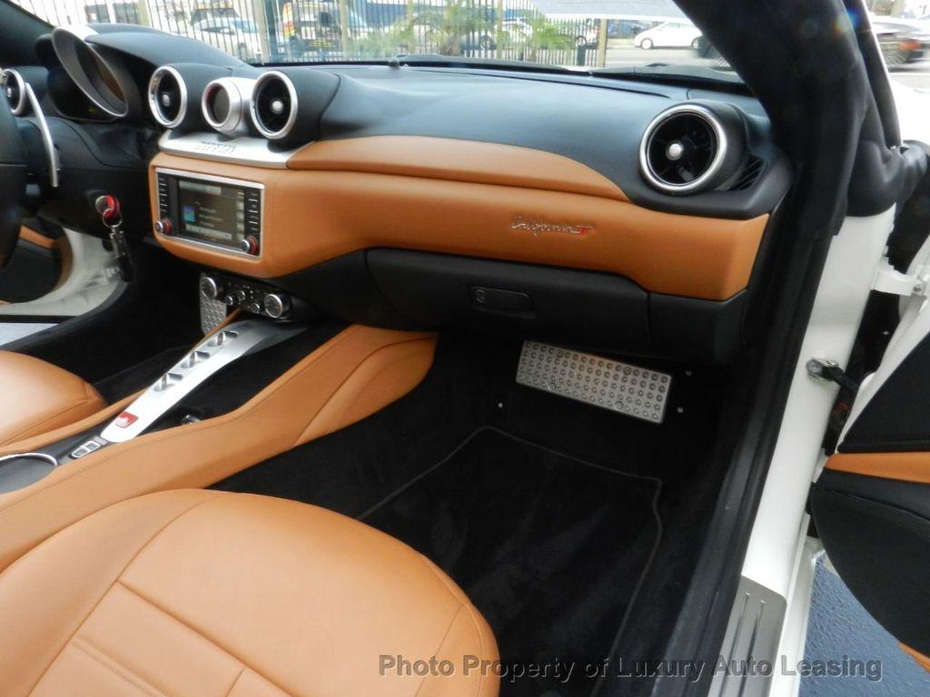 2016 Ferrari California 2dr Convertible - 18350536 - 25