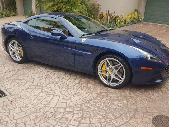 2016 Ferrari California T Convertible For Sale La Jolla Ca 148498 Motorcarcom