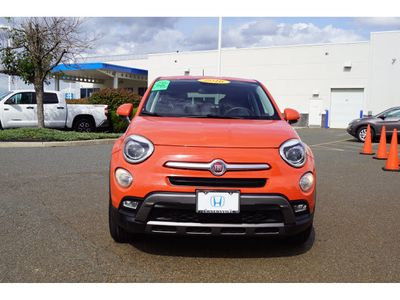 2016 FIAT 500X AWD 4dr Trekking SUV - Click to see full-size photo viewer