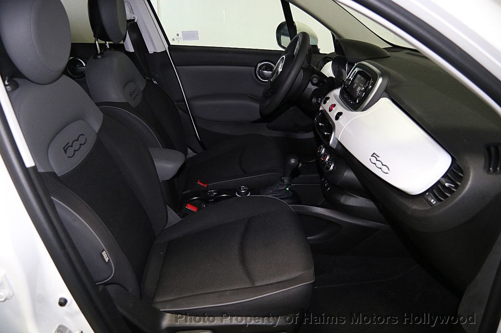 2016 FIAT 500X FWD 4dr Easy - 15991023 - 12