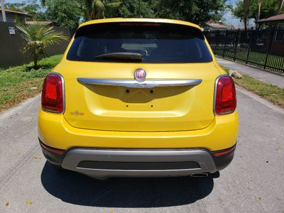 2016 FIAT 500X FWD 4dr Trekking - Click to see full-size photo viewer