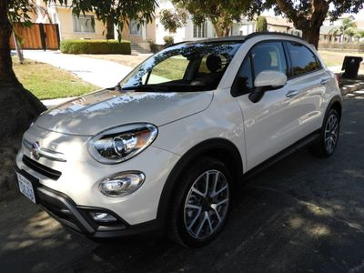 2016 FIAT 500X FWD 4dr Trekking Plus - Click to see full-size photo viewer