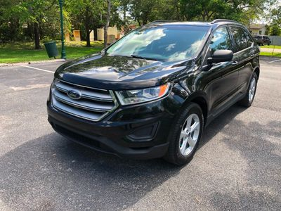 2016 Ford Edge 4dr SE FWD SUV