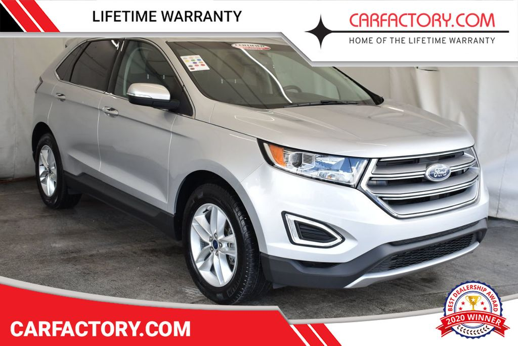 2016 Ford Edge 4dr SEL FWD - 18028254 - 0
