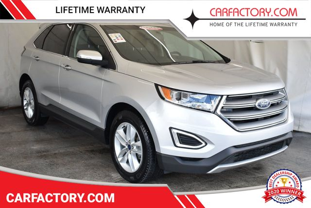 2016 used ford edge 4dr sel fwd at car factory outlet serving miami fl iid 18028254. Black Bedroom Furniture Sets. Home Design Ideas
