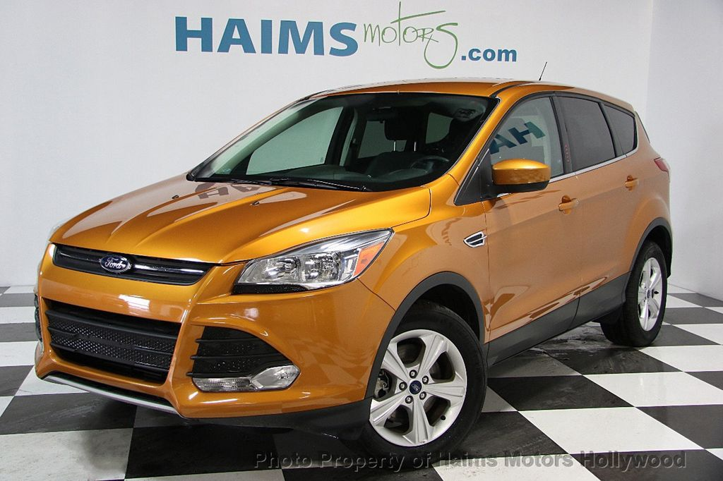 2016 used ford escape 4wd 4dr se at haims motors ft lauderdale serving lauderdale lakes fl iid. Black Bedroom Furniture Sets. Home Design Ideas