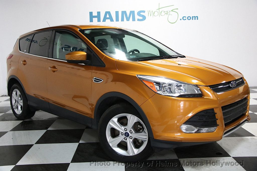 2016 used ford escape 4wd 4dr se at haims motors serving fort lauderdale hollywood miami fl. Black Bedroom Furniture Sets. Home Design Ideas