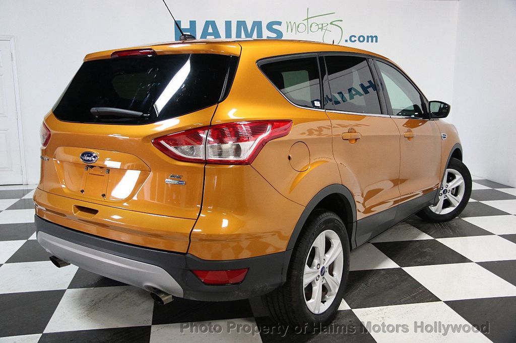2016 Ford Escape 4WD 4dr SE - 16489832 - 6