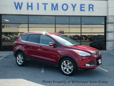 2016 Ford Escape 4WD 4dr Titanium - Click to see full-size photo viewer