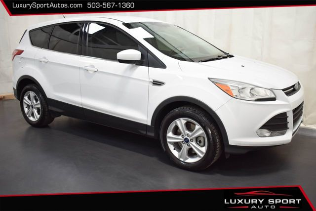 Ford Escape Sport >> 2016 Used Ford Escape All Wheel Drive Se Pkg Back Up Camera Hands Free White At Luxury Sport Autos Serving Tigard Portland Or Iid 19401654