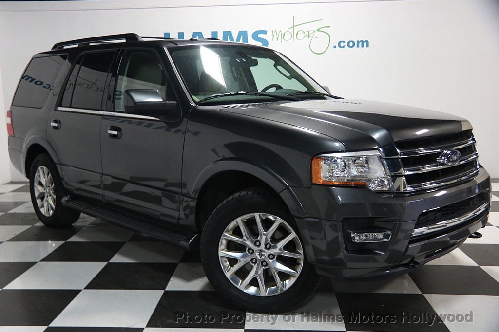 2016 Ford Expedition 4WD 4dr Limited - 16630315 - 2