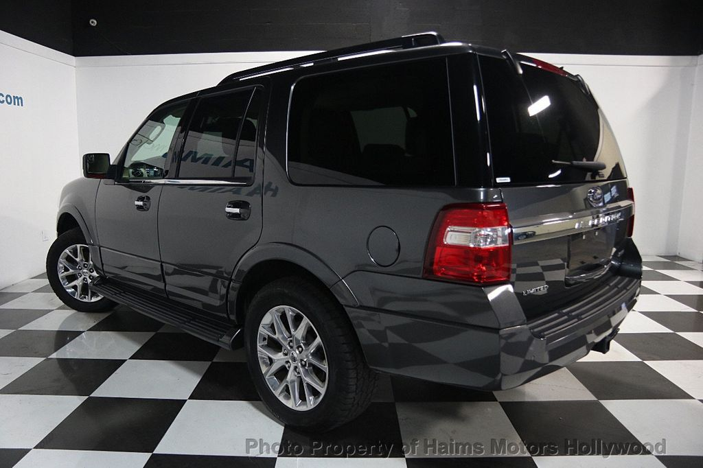 2016 Ford Expedition 4WD 4dr Limited - 16630315 - 3