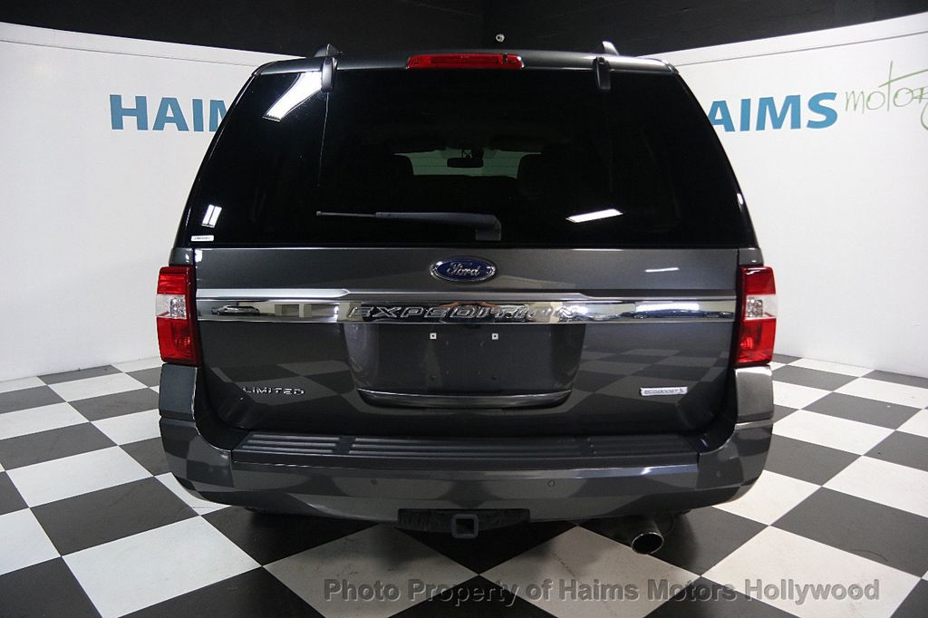 2016 Ford Expedition 4WD 4dr Limited - 16630315 - 4