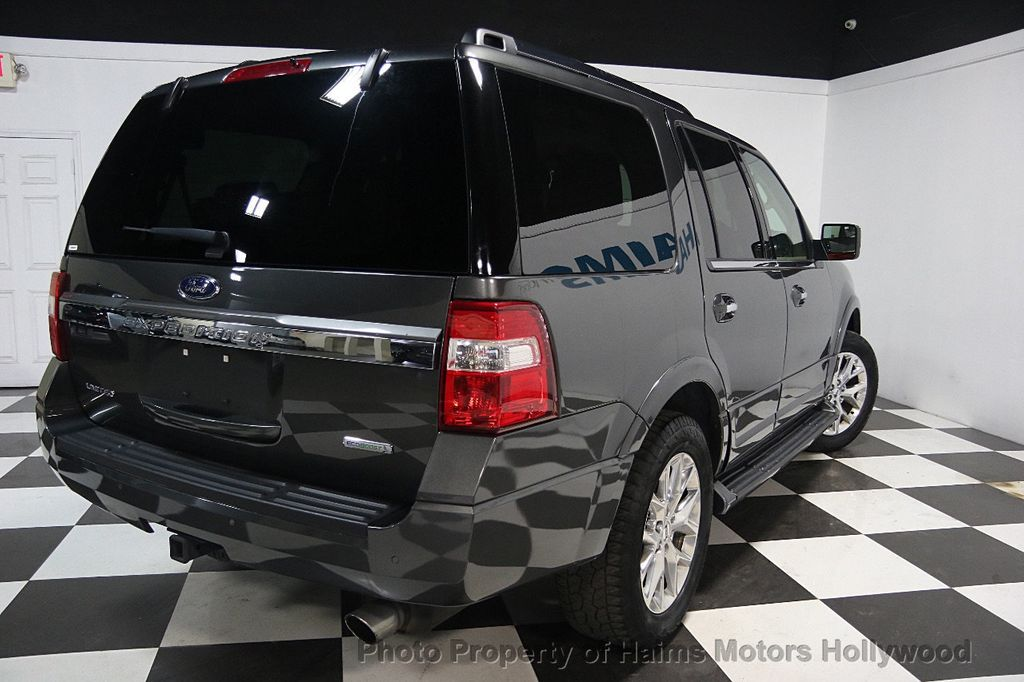 2016 Ford Expedition 4WD 4dr Limited - 16630315 - 5