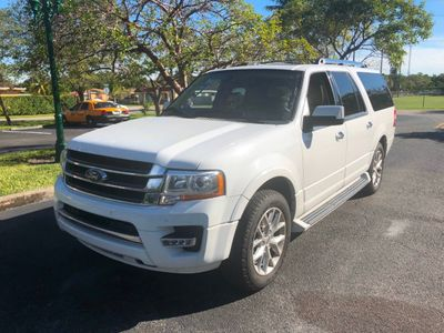 2016 Ford Expedition EL 2WD 4dr Limited SUV