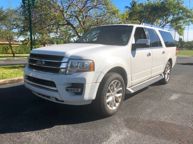 2016 Ford Expedition EL 2WD 4dr Limited - Click to see full-size photo viewer