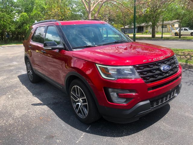 2016 Ford Explorer 4WD 4dr Sport - Click to see full-size photo viewer