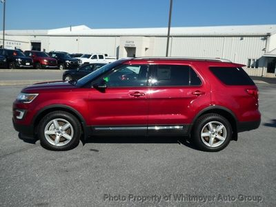 2016 Ford Explorer 4WD 4dr XLT - Click to see full-size photo viewer