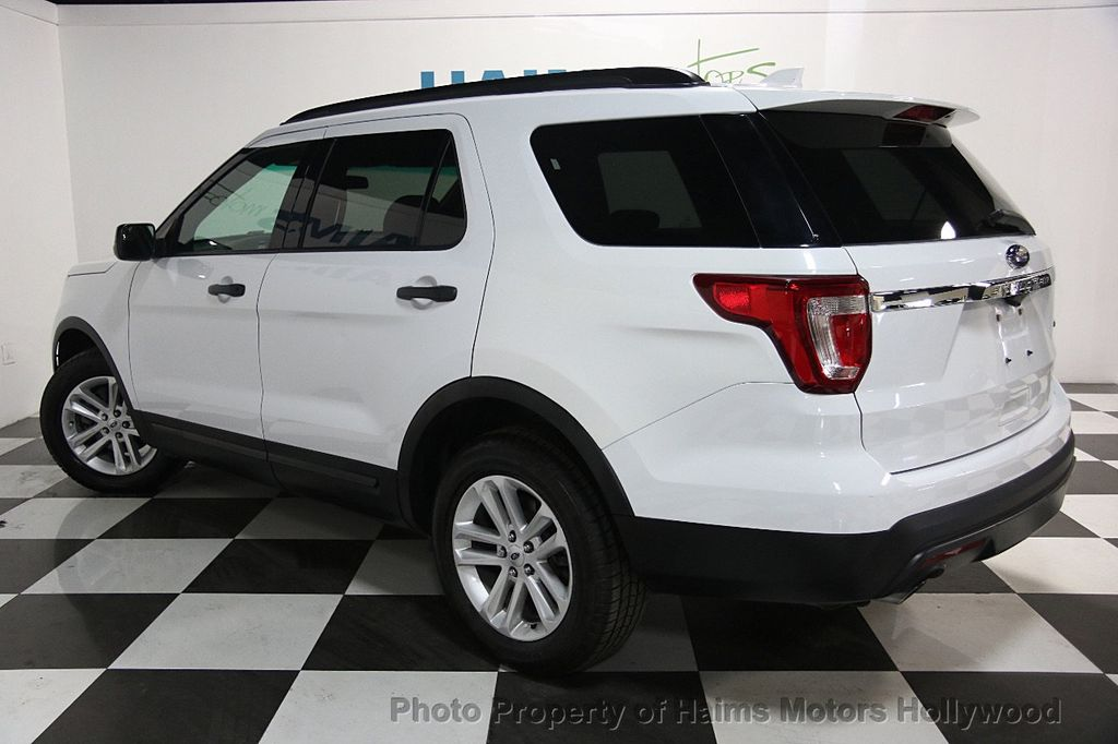 2016 Used Ford Explorer Fwd 4dr At Haims Motors Serving Fort Lauderdale Hollywood Miami Fl